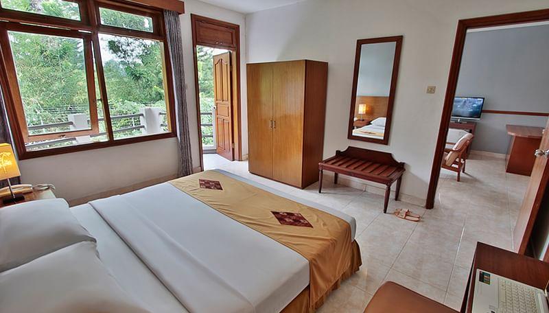 Jayakarta Hotels - The Jayakarta Inn & Villas Cisarua